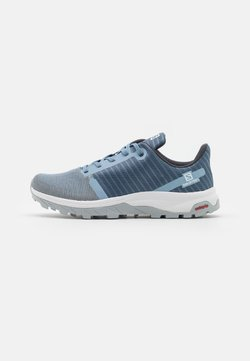 Salomon - OUTBOUND PRISM - Hikingschuh - ashley blue/copen blue/pearl blue