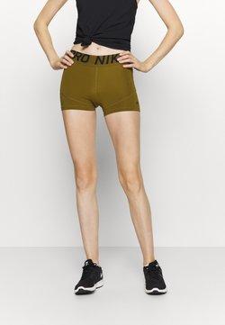 Nike Performance - Collants - olive flak/black