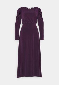 Glamorous Tall - LADIES DRESS  - Jerseyjurk - plum purple