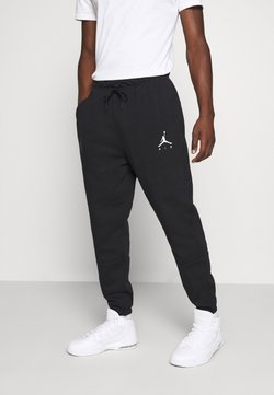 Jordan - Jogginghose - black/white