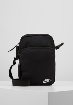 Nike Sportswear - HERITAGE UNISEX - Axelremsväska - black