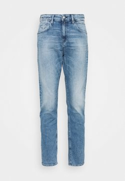 Replay - MARTY PANTS - Jeans relaxed fit - light blue