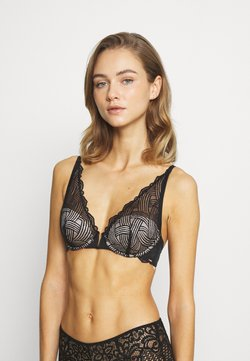 DORINA - BLAKE - Triangel BH - black