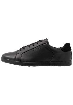Calvin Klein - MAINE - Sneakers laag - black