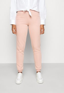 Pieces - PCEMILA PANTS - Jogginghose - misty rose