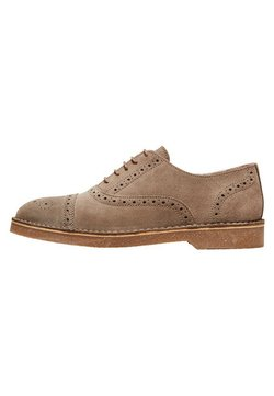 Selected Homme - DERBY - Business-Schnürer - brown