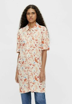 Object - Robe chemise - sandshell