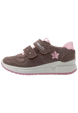 Superfit - MERIDA - Sneakers laag - lila/rosa