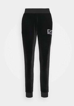 EA7 Emporio Armani - TROUSER - Jogginghose - black