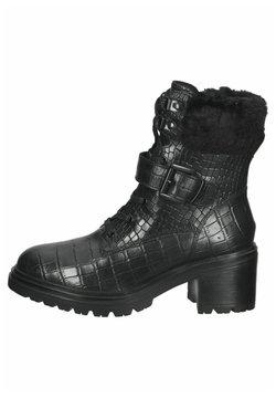 Geox - Boots à talons - schwarz