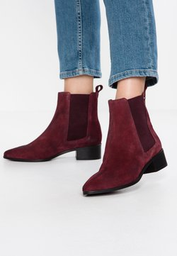 Superdry - ZOE QUINN HIGH CHELSEA BOOT - Stivaletti - oxblood