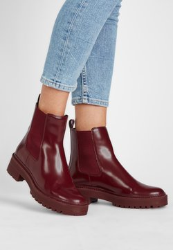What For - TOBY - Ankle Boot - weinrot