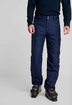 Columbia - BUGABOO PANT - Pantalon de ski - collegiate navy