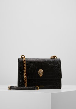 Kurt Geiger London - SHOREDITCH CROSS BODY - Across body bag - black