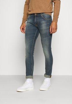 Nudie Jeans - TIGHT TERRY - Jeans slim fit - dark beach