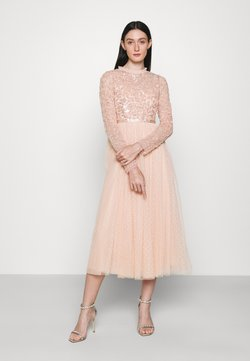 Needle & Thread - TEMPEST BODICE BALLERINA DRESS - Ballkjole - apricot
