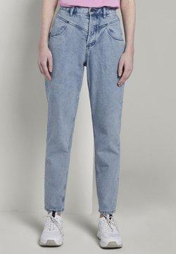 TOM TAILOR DENIM - Straight leg jeans - bleached denim