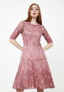 Madam-T - Cocktailkleid/festliches Kleid - rosa