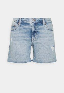 GAP Petite - DEST - Shorts vaqueros - light pacific