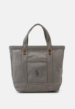 Polo Ralph Lauren - SMALL - Torebka - light grey