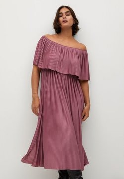 Violeta by Mango - EVELYN - Cocktailkleid/festliches Kleid - rosa