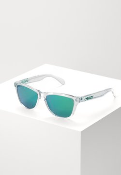Oakley - FROGSKINS - Sonnenbrille - clear / jade