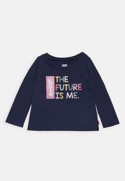 Levi's® - GRAPHIC - Longsleeve - medieval blue
