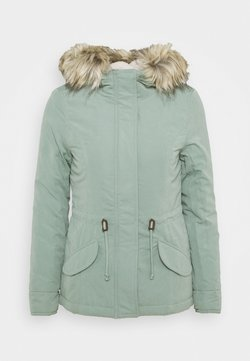ONLY Petite - ONLNEWLUCCA  - Parka - chinois green