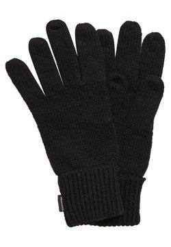 Superdry - Fingerhandschuh - black