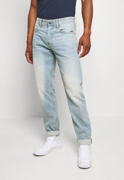G-Star - 3911 ALUM RELAXED TAPERED - Jeans Relaxed Fit - sun faded cyan