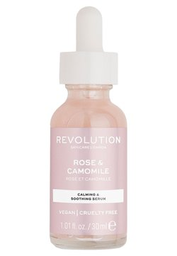 Revolution Skincare - ROSE & CAMOMILE SERUM - Serum - -