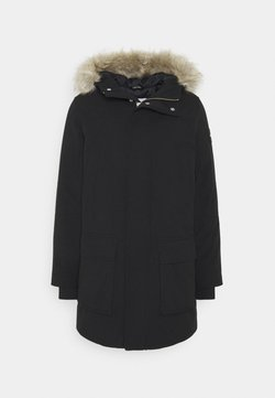 Calvin Klein - Wintermantel - black