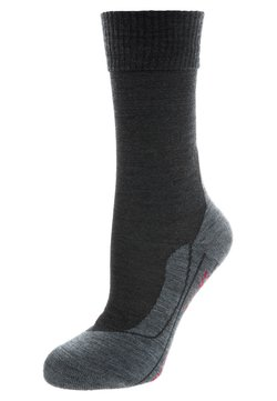FALKE - TK5 ULTRA LIGHT - Sportsocken - asphalt