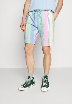 Tommy Jeans - STRIPE  - Shorts - romantic pink