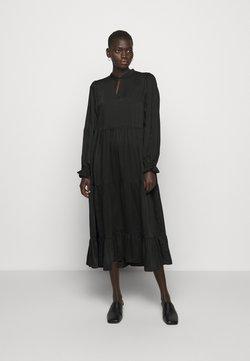 Bruuns Bazaar - EMILLEH RAVEN DRESS - Maxikleid - black