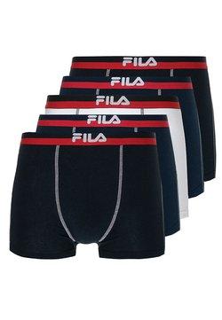 Fila - TRUNK 5 PACK - Shorty - navy/black/white