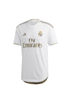 adidas Performance - REAL MADRID TRIKOT HOME AUTHENTIC 2019/2020 HERREN - Nationalmannschaft - white