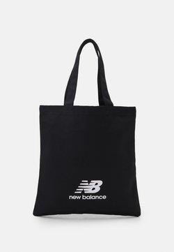 New Balance - POOL TOTE UNISEX - Shoppingväska - black/white