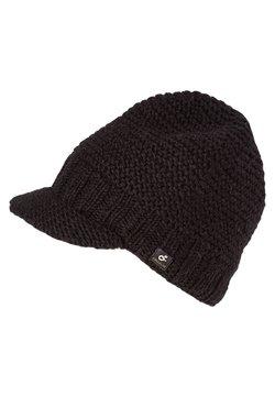 Chillouts - TEDDY HAT - Czapka - black