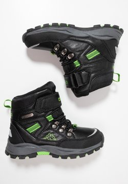 Kappa - SKUBB TEX - Outdoorschoenen - black/green