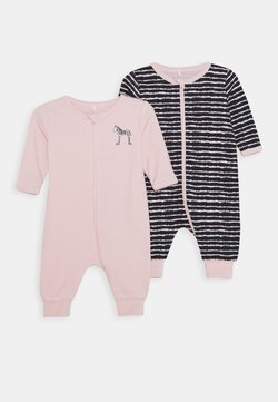 Name it - NBFNIGHTSUIT ZIP 2 PACK - Pyjama - potpourri