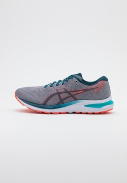 ASICS - GEL CUMULUS  - Zapatillas de running neutras - piedmont grey/magnetic blue