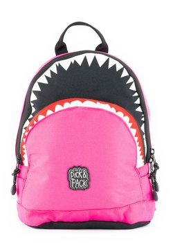 pick & PACK - SHARK - Reppu - fuchsia