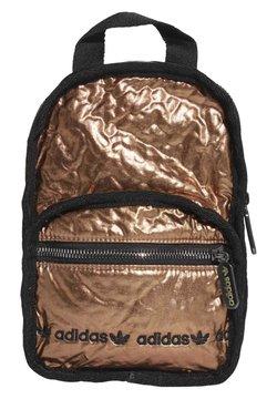 adidas Originals - MINI BACKPACK - Reppu - gold