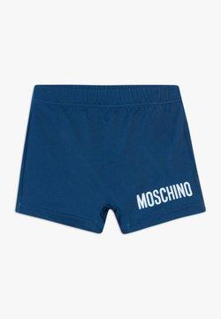 MOSCHINO - SWIM - Uimahousut - navy blue