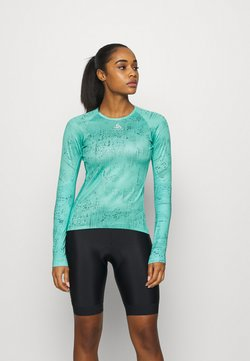 ODLO - CREW NECK ZEROWEIGHT - Sportshirt - cockatoo