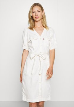 Levi's® - BRYN DRESS - Robe en jean - soft dunes