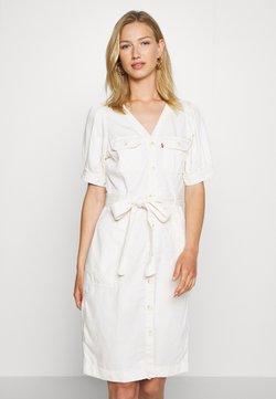 Levi's® - BRYN DRESS - Farkkumekko - soft dunes