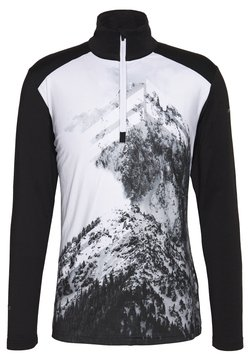 Icepeak - FLINT - Fleecepullover - black