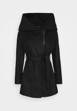 ONLY - ONLCANE COAT - Kurzmantel - black